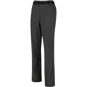 Regatta Xert II Pantalon Stretch Femme, seal grey